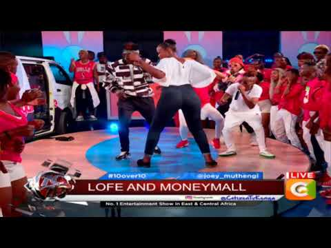 Lofe and Moneymall Team #10Over10 performance