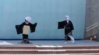 門戸竜二、相舞踊