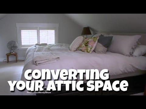 Attic Room Tour l Attic Conversion Tips