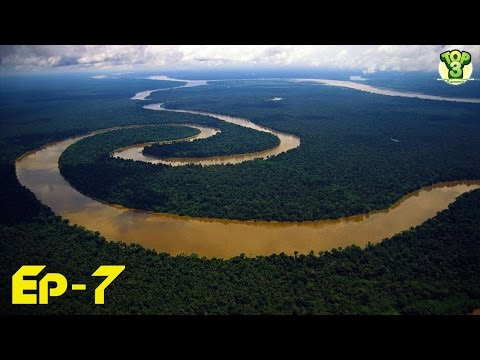 Top3 Longest Rivers in the World.