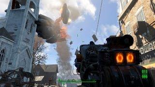 Fallout 4 on 15 Retina MacBook Pro mid-2015