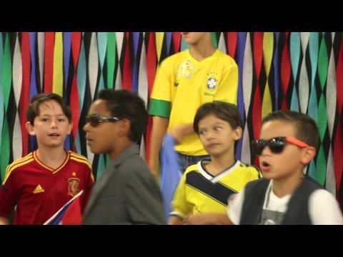 Hispanic Heritage October 15 2015 Imagine Charter School at Weston - Show