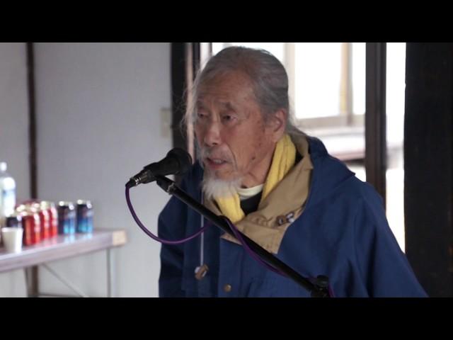 黒田オサム[今日の反核反戦展2018:リレートーク]