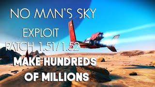 No Man's Sky - New Exploit - Make Hundreds Of Millions Method & Guide (after NEXT 1.57 update)