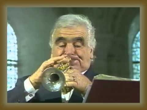 MAURICE ANDRE - Adagio du concerto pour trompette et orchestre en ré mineur de MARCELLO