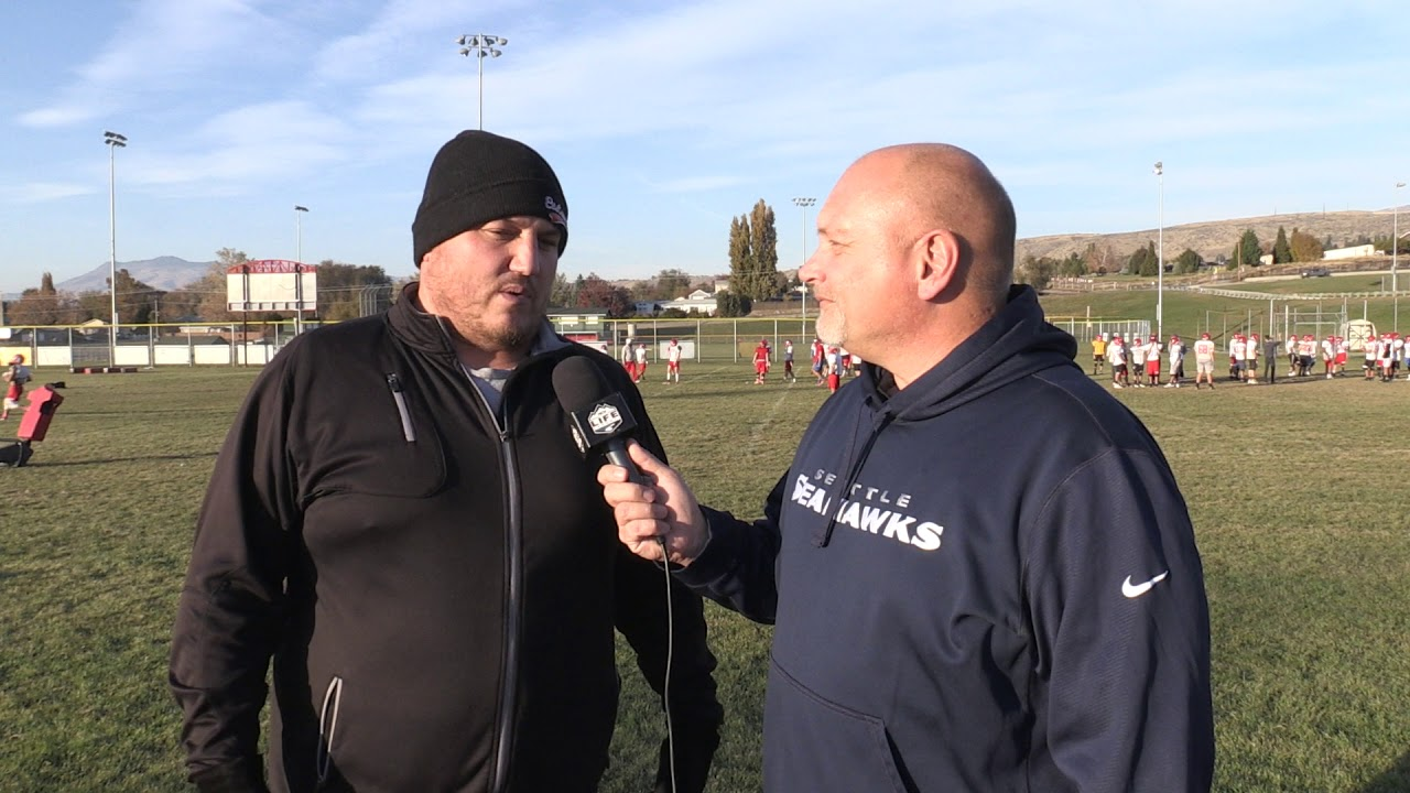 Eastmont Coach Michael Don on Practice 2019-11-06