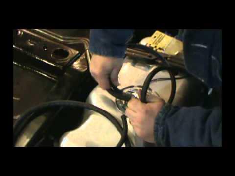 1985 Chevy K10 Restoration Part 18 - Fuel Sending Unit - YouTube