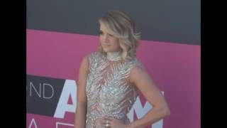 52 nd ACM awards red carpet 2017 las vegas