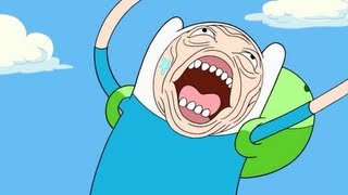 Adventure Time - The Funny Faces of Finn and Jake - Season 1