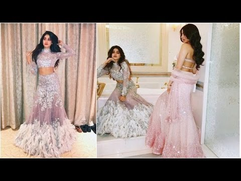 Sridevi's daughters turn muse for Manish Malhotra