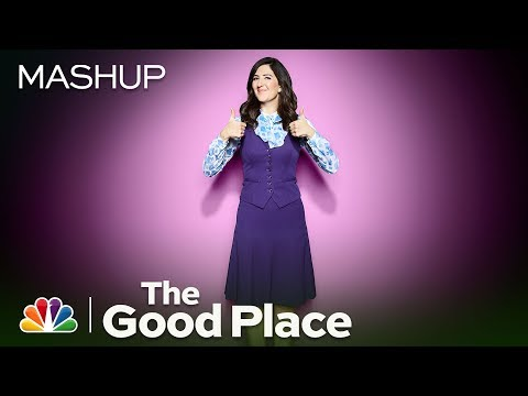 Janet's Finest Moments - The Good Place (Mashup)