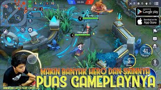 Makin Bagus Moba Ini - Legends Of Ace Moba Gameplay Android lets play official screenshot 1