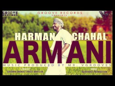 Armani | Harman Chahal | Mr VGrooves | Full Video | New Punjabi Song (Remix)