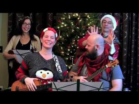 MUJ: Thistlehair The Christmas Bear - Alabama (ukulele tutorial)