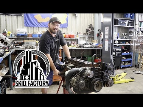 THE SKID FACTORY - RB30E+T Holden VL Commodore [EP3]