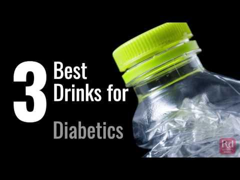 3 Best Drinks for Diabetics