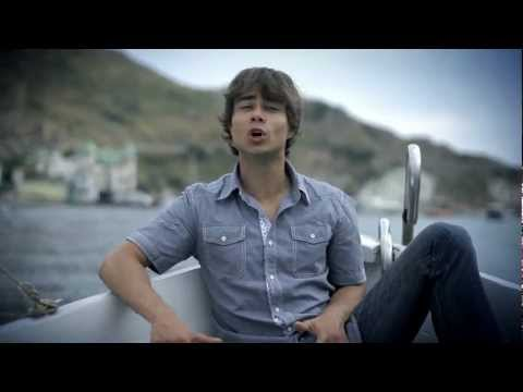 "Alexander Rybak ""Небасхіл Еўропы""(Belarusian ""Europe Skies)Official Music Video"