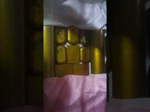 Harta Karun Heboh Penemuan Emas Batangan Diduga Peninggalan