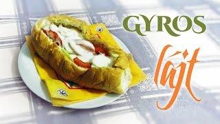 Gyros lájt