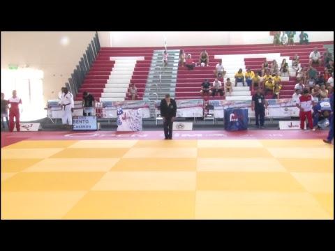 Open Panamericano Lima 2018 - Dia 2 Eliminatorias - Tatami1
