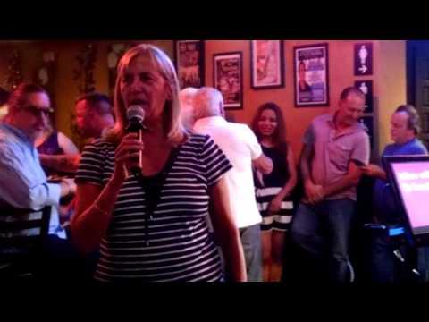 Barbara karaoke MJS