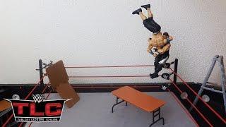Kevin Owens vs. John Cena - TLC Match: WWE TLC 2016