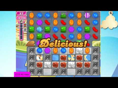Candy Crush Saga Level 1565 NO BOOSTERS