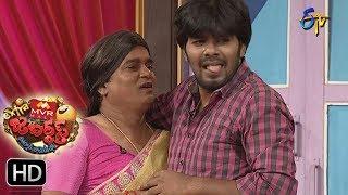 Sudigaali Sudheer Performance | Extra Jabardsth | 26th May 2017 | ETV  Telugu