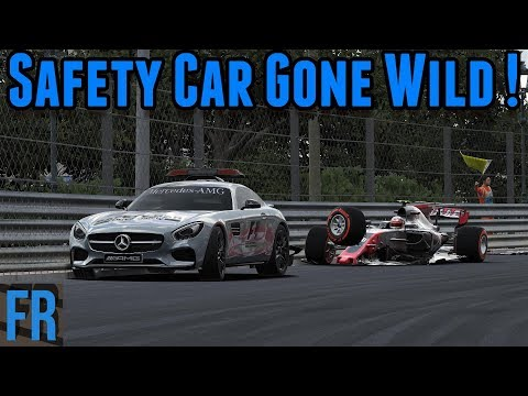 Safety Car Gone Wild ! - F1 2017 Career #6