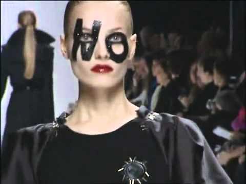 Viktor   Rolf Fall 2008 Fashion Show Full