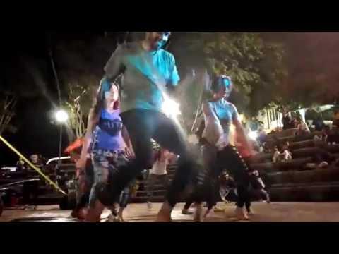 AfricanDance in CostaRica 2016