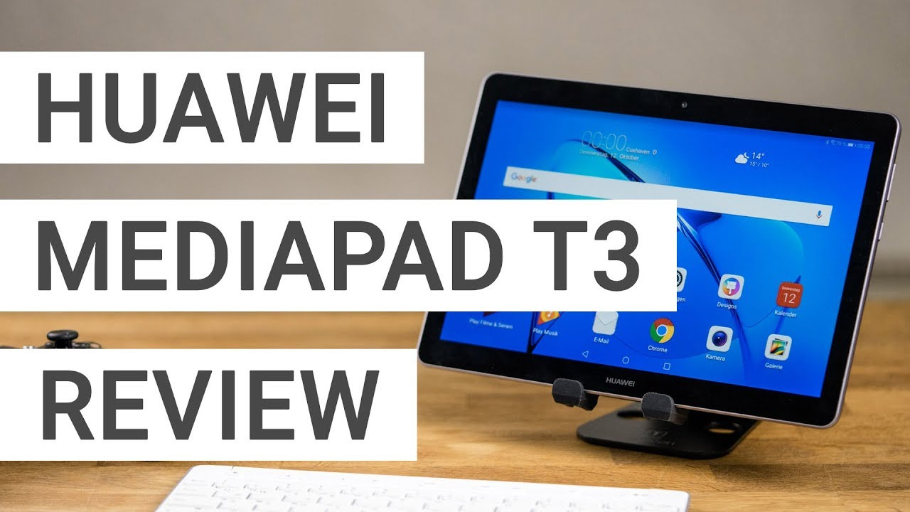 Huawei Mediapad T3 10 Review A Nice And Cheap Tablet Youtube