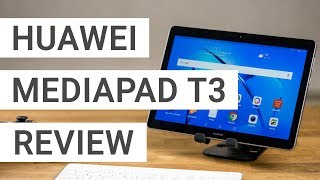 Huawei MediaPad T3 10 Review - A Nice And Cheap Tablet?