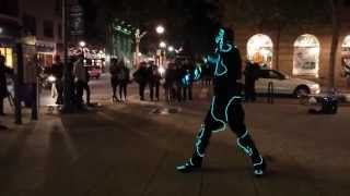 "The ""Anomaly"" - Robot Street Dance Entertainment"