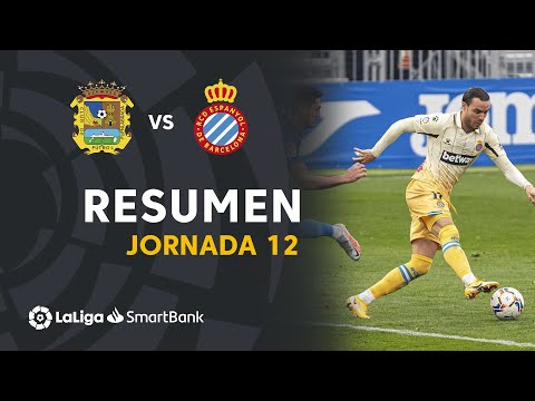 CF Fuenlabrada Espanyol Goals And Highlights