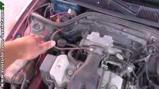 Ремонт авто - Перебои в работе двигателя CVH Ford - решение проблемы(, 2014-09-07T17:32:26.000Z)