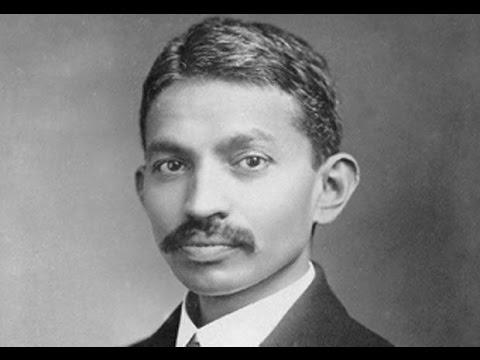 Mahatma Gandhi   Documentário na GNT sobre sua ideologia