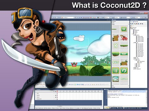 mobileFX Coconut 2D Studio