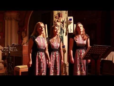 Trio Perunika – Christmas Carols 14.12.2013