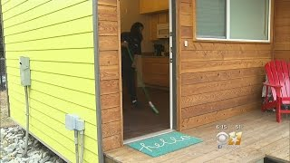 Dallas Cottages For The Homeless Filling Up