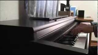 2013年のヤクルト応援歌をピアノで弾いてみました。 1山田 スタンド越え...