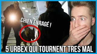 5 VIDÉOS URBEX QUI ONT TRÈS MAL TOURNÉES ! (CADAVRE, ARRESTATION, SDF...) #6