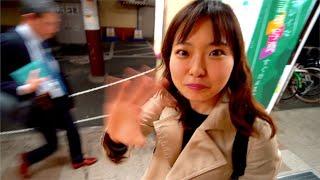 Японка Айко очень хочет иметь детей. Поцелуй на людях, пока никто не смотрит