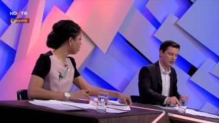 Newsroom - Гарегин Тосунян, Константин Асмолов 13/03/13 1 часть