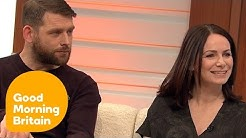 Home Fires' Stan And Steph On The New Series | Good Morning Britain