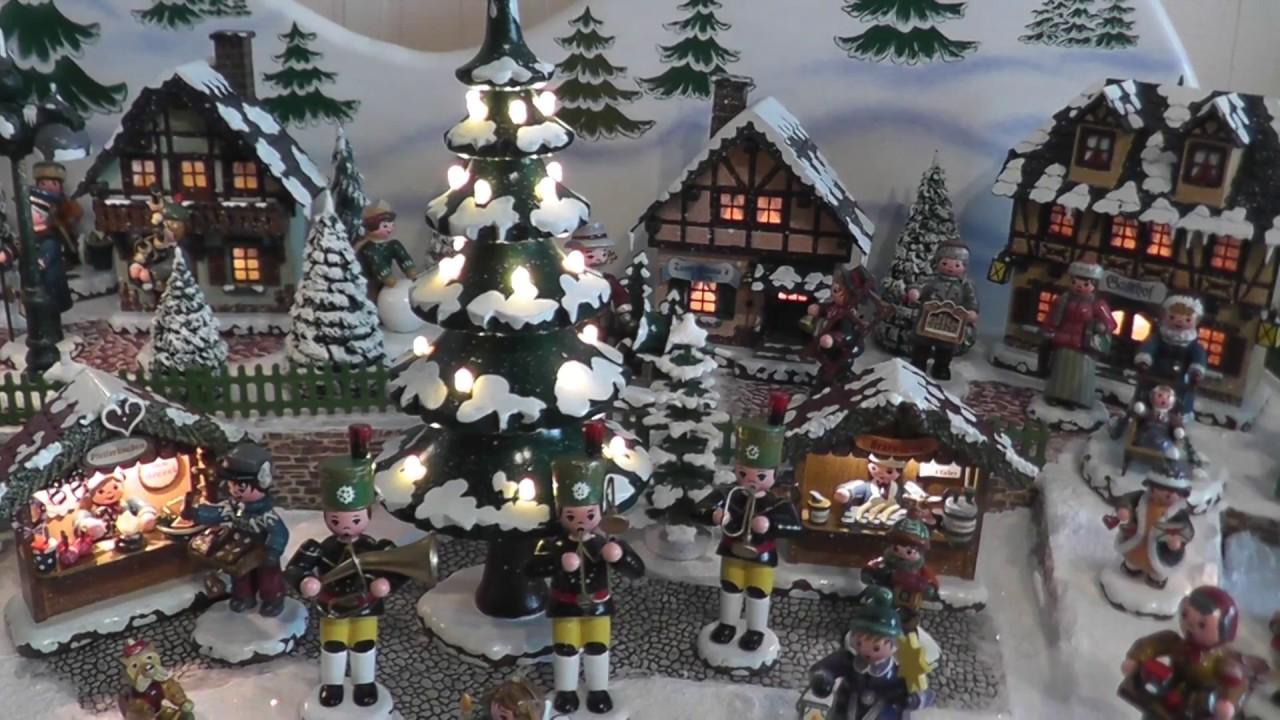 advent mit winterkinder aus dem erzgebirge einstimmung. Black Bedroom Furniture Sets. Home Design Ideas