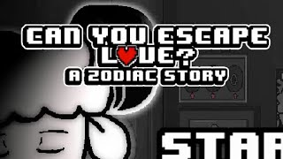 Can You Escape Love? An Escape the Room Game Inspired by Undertale Walkthrough (All Endings)