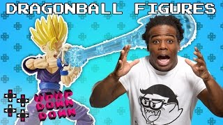 8 Days of Unboxings: DragonBall Z Gohan Figurine — UpUpDownDown Unboxing