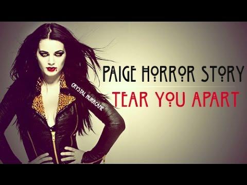 Paige Horror Story - Tear You Apart (reupload) // MV 2016 ...