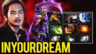 Rule 1: Never tilt. Rule 2: Never give up. Rule 3: Win. inYourdreaM Anti-Mage EPIC Comeback Dota 2